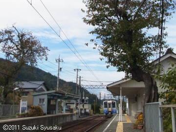宮の森日記【出張編】●11/9(水)えちぜん鉄道沿線取材