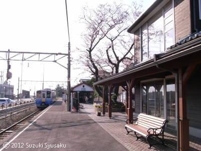 宮の森日記【出張編】●4/12(木)京都から福井へ