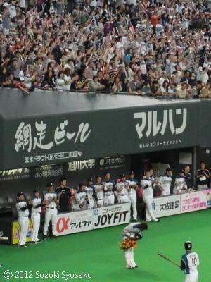 宮の森日記●祝250本塁打!