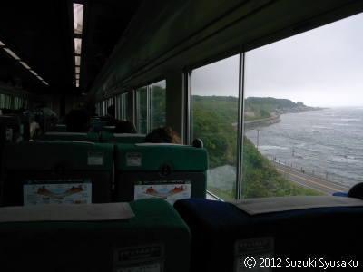 宮の森日記【出張編】●7/1(日)列車を乗り継ぎ札幌へ