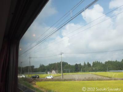 宮の森日記【出張編】●8/31(金)残暑の東京