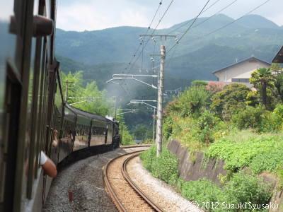 宮の森日記【出張編】●9/1(土)上越国境とSL列車