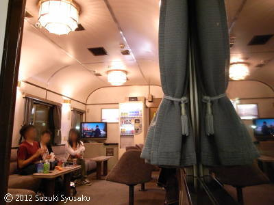 宮の森日記【出張編】●9/2(日)もう一度SL列車に