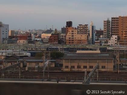 宮の森日記【出張編】●4/12(金)東京から福井へ