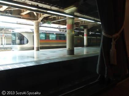 宮の森日記【出張編】●4/23(火)春の車窓