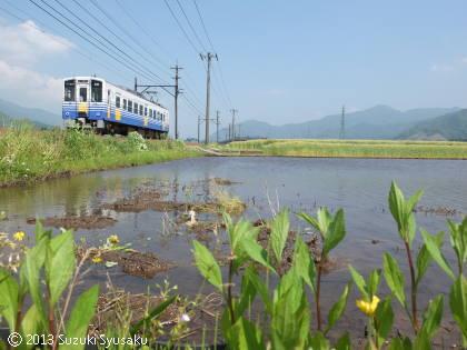 宮の森日記【出張編】●5/21(火)えちぜん鉄道