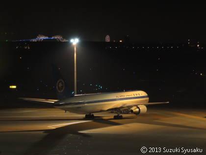 宮の森日記【出張編】●7/31(水)羽田空港から