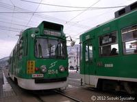 【札幌市電】254号車
