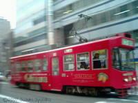 【札幌市電】8502号車(ガーナ)