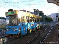 【札幌市電】8512号車(ホームズ)