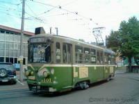 【札幌市電】M101号車