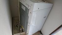 洗濯機を分解した(2)(TOSHIBA AW-70GM)