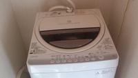 洗濯機を分解した(TOSHIBA AW-70GM)