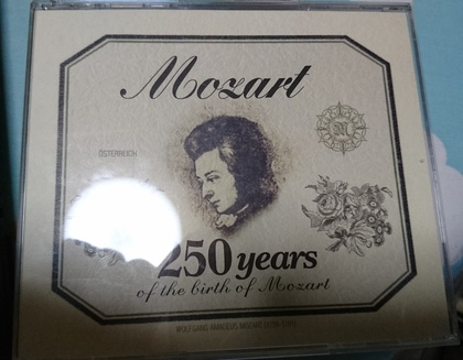 Mozart 250 years of the birth of Mozart