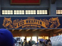 EGO-WRAPPIN' memorial live at 日本武道館
