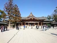 寒川神社・高徳院・鶴岡八幡宮