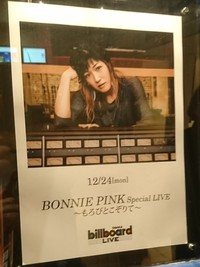 Bonnie Pink Live at Billboard大阪 ~もろびとこぞりて~