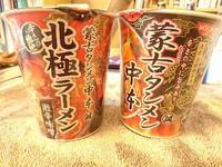 北極カップ麺