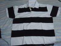 ポロシャツもらった(4)