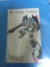 額装ポスター「MSZ-006 Zガンダム」