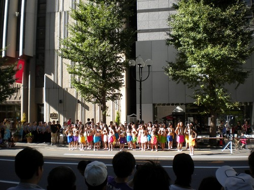だい・どん・でん2012へ行ってきました(札幌市)