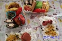 6月15日(金)のお弁当