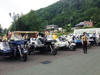 北海道ハーレー警ら隊