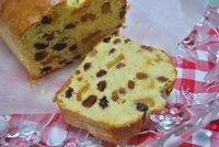 ホットケーキミックスのパウンドケーキ