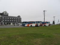 宗谷バスの観光BUS