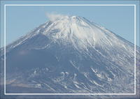 箱根からの富士山